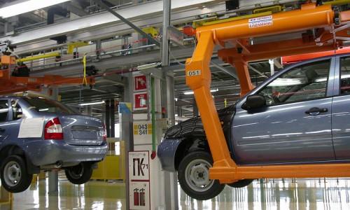 АвтоВАЗ создаст в Казахстане производство своих моделей