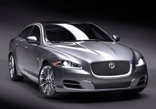 Jaguar XJ трудно продавать из-за внешнего вида