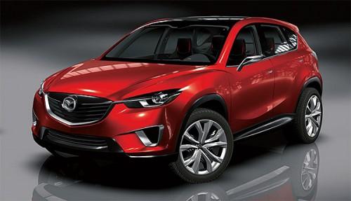Mazda CX-5 стал автомобилем года в Японии