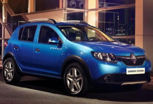 Новый Renault Sandero Stepway появится в России не раньше 2014 года