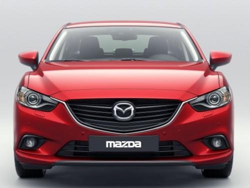Mazda6 с самым мощным мотором стоит более миллиона рублей