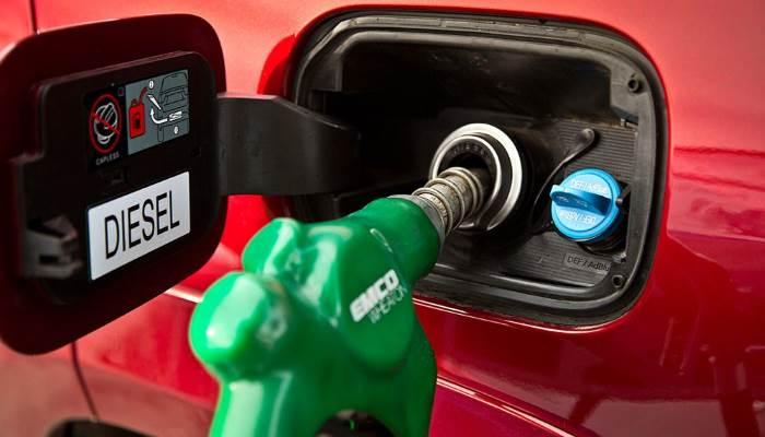 дизельное топливо в москве