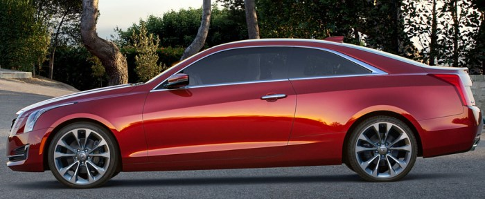 Cadillac ATS Coupe 2015_