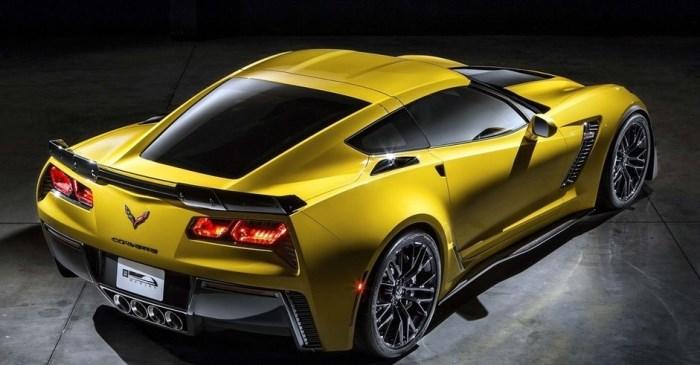Chevrolet Corvette Z06 2014-foto