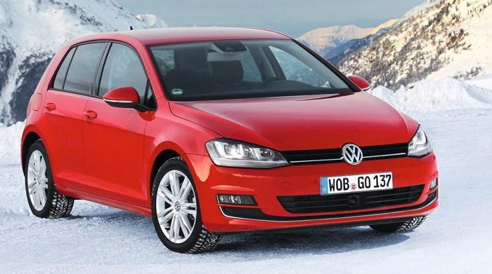 VW Golf-2014-foto