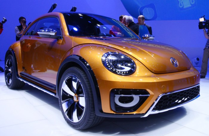 Volkswagen Beetle Dune-foto