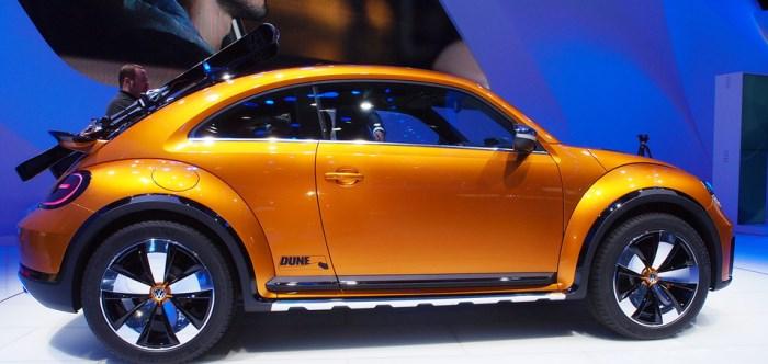 foto-Volkswagen Beetle Dune-2014