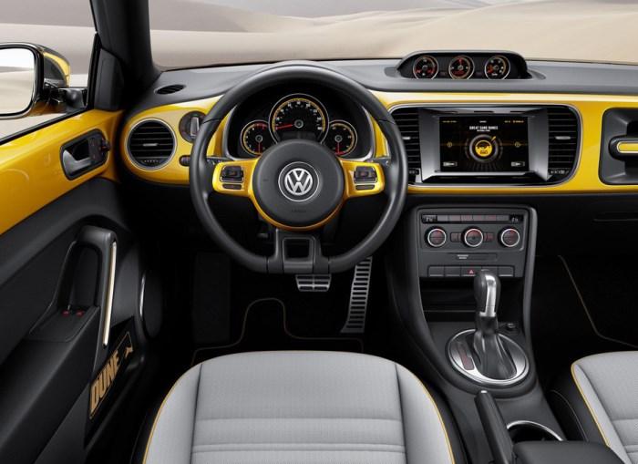 salon-Volkswagen Beetle Dune