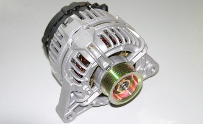 генератор Skoda Fabia CA1546IR