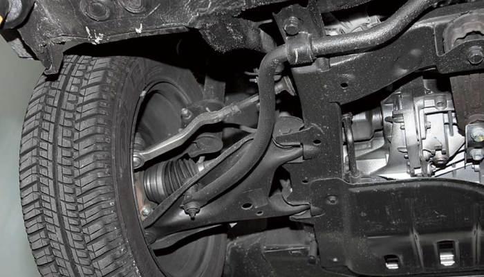 Замена эластичной муфты кардана форестер sh