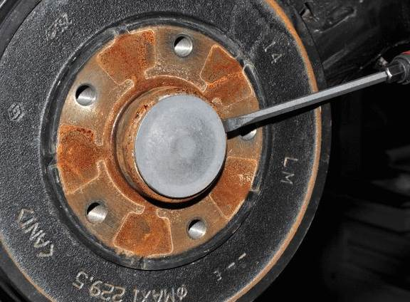 Тормозной барабан рено дастер 4х4