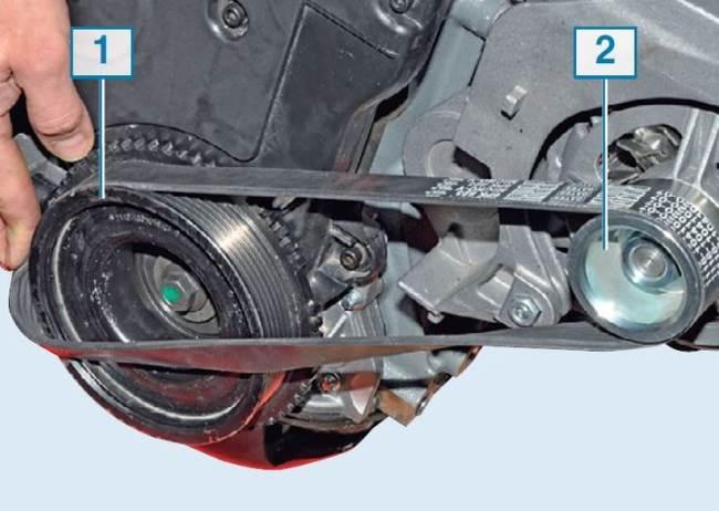 Как сделать ремень генератора своими руками 32