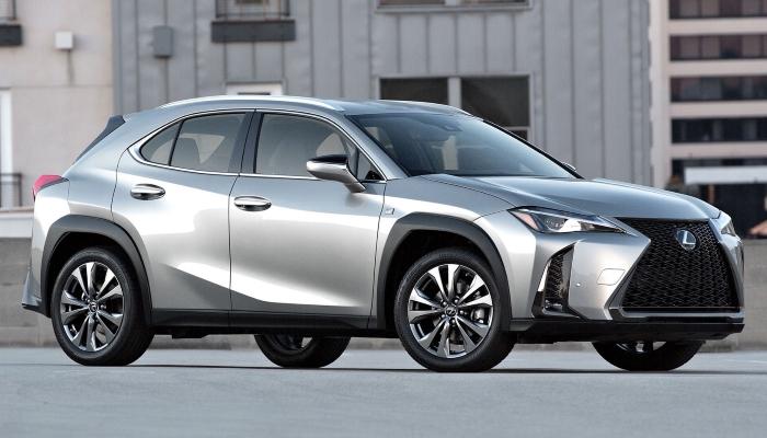 Lexus UX-2019 (2)
