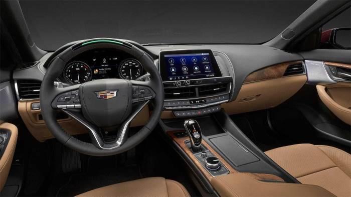 Cadillac-CT5-2019