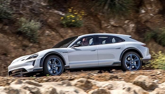 Porsche Taycan-2020