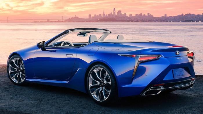 фото Lexus LC 500
