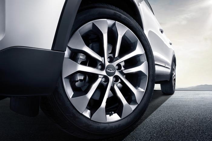 Чери Тигго 8 фото колес
