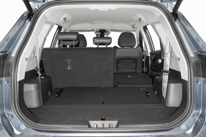 Чери Тигго 8 фотографии багажника