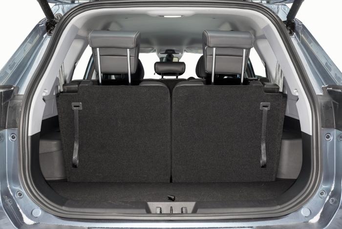 Новый Чери Тигго 8 фото багажника